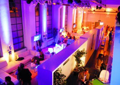 Bauwerk Köln Empore Lounge © bauwerk-koeln-hd