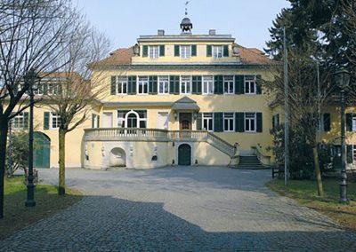 Romantisches Wasserschloss © www.wingart.de